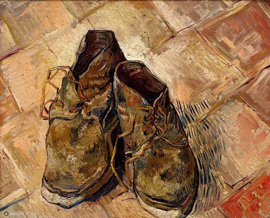 Sztuka z obuwiem w tle Forum Główne Forum o Butach