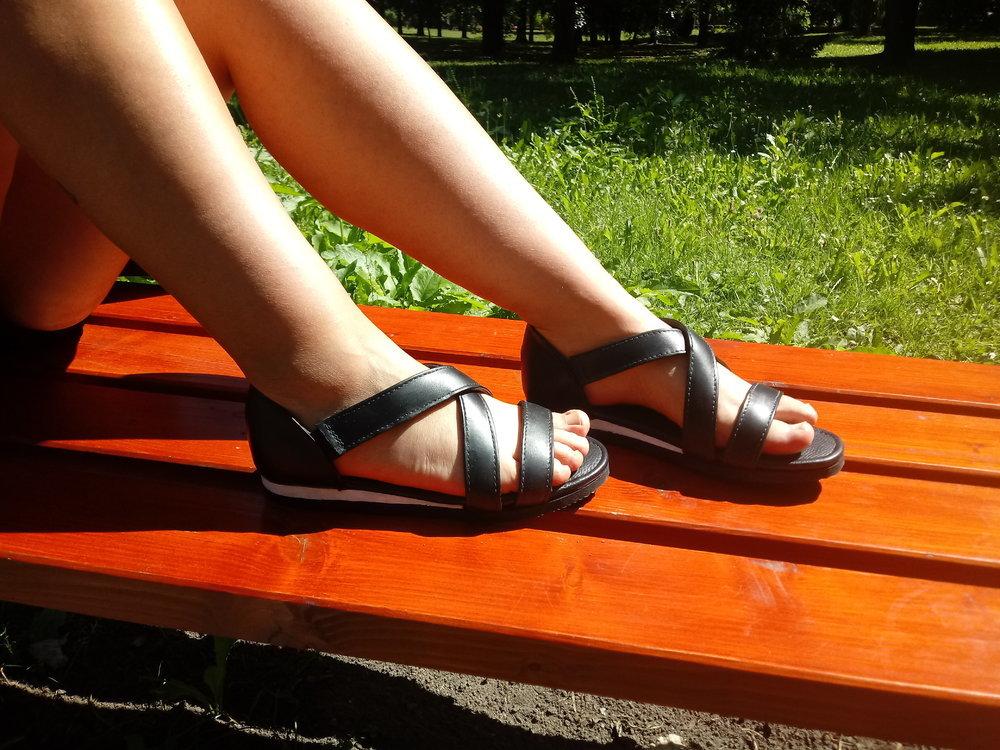 Sandałki dla wife